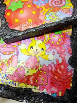 ジャパンエキスポ イラスト展示