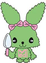 ■J・グリーン株式会社芝生ブロック、緑化資材キャラクター